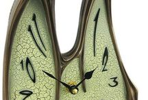 """IN TIME'' CLOCKS!! / ALL KINDS OF CLOCKS ""OLD AND ""NEW"" / by c perez"