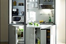Tiny kitchen idea