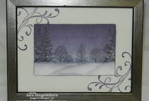 Simply Sara Stampin' Winter
