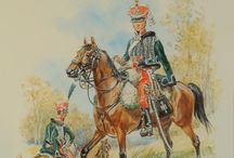 Impérial guard guards of honour