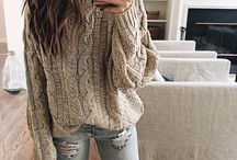 Sweater weather ♥
