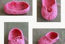 DIY Sepatu Rajut