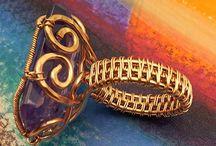 fancy set ring