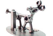 Eisen Hund