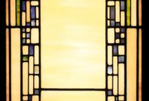 Stained glass / Glas-in-lood