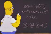 Los Simpson ocultan un secreto matemático / El misterio de las matemáticas de los Simpson