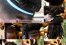 Natural Hair Pictorials