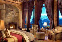 Cozy bedroom inspiration