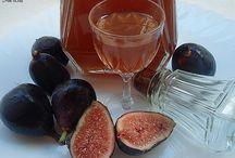 licores dulces frutales