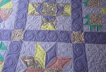 star quilt / by Kathy Barstow