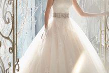 svadobné šaty / o svadbe