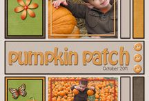 Scrapbooking fall/Halloween / by Dara Stanley