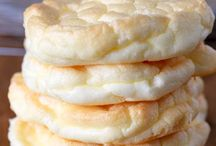 Cloud bread