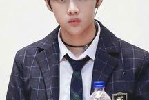 THE BOYZ / first bias : jacob & hyunjae bias now : new & sunwoo bias wrecker : hyunjae & eric  first song : i'm your boy favorite title song : boy favorite non-title : get it