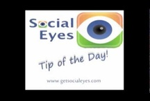 Social Media Tip of the Day / Social Eyes Social Media Tips, Facebook Tips, Twitter Tips, Social Media How-To and more...  http://getsocialeyes.com/social-media-marketing