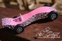 Activity Day's pinewood Derby