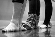Ballet Basics / by Taylor Trelawny