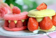 RECIPES~Macarons / by Maria Nordin