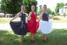 Choreography Costumes!