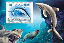 New stamps issue released by STAMPERIJA | No. 394 / MALDIVES 01 04 2014 - Code: MLD14301a-MLD14310b