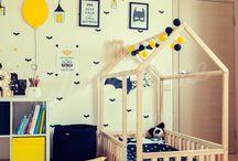 Home - Montessori bedroom