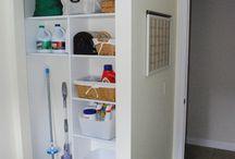 Laundry/Service Room