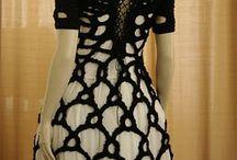 negro vestidos