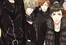 Friends 5 boys