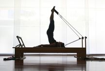 Health / Pilates / by Cathy McElroy