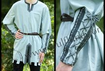 Historic clothing and a-like, Celtic, Viking, Finnish, Medieval...