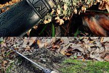 Viking (meče, nože, sekery,...)