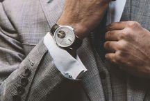 Fashion man.