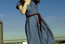 Saum - kle og ting til dame / Symønster og inspirasjon til damekle