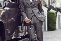 Bespoke 3 Piece Suits / Book yourself an appointment today to be sartorially inspired!