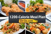 1200 Calorie Exchange Diet