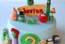 groentesprookjes taart