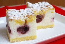 prăjitură fragedă cu fructe