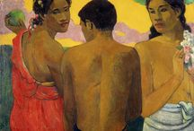 Paul Gauguin / by Peppy Rubinstein