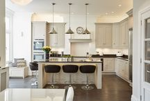 Luxury Kitchens - Tom Howley Shaker Kitchens / Style and Luxury for the Family Home | Contemporary Shaker Kitchen | Tom Howley