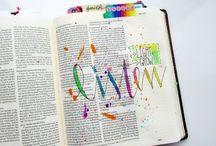 Bibile Journaling Clips