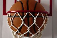 Bball cakes