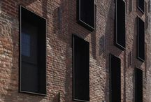 brick facade design