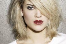 Hair ideas / by Ashley Pinion Cox