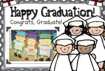 End of the School Year/Kindergarten Graduation