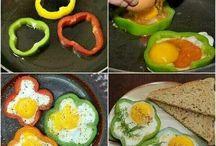 Terveellisiä ja herkullisia ruokia