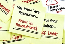 Make the New Year Awesome / Articles about what you should consider doing differently in the new year, how to evaluate the year you've had, and how to make changes to achieve your goals for the new year.