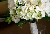 Wedding; flowers