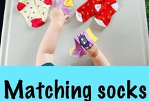 Toddler Teaching Activities