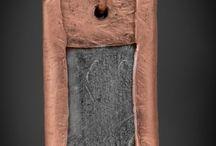 Metal Design Pendant