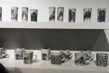 Work from Studio / Handmade ceramics by Nicole Aquillano